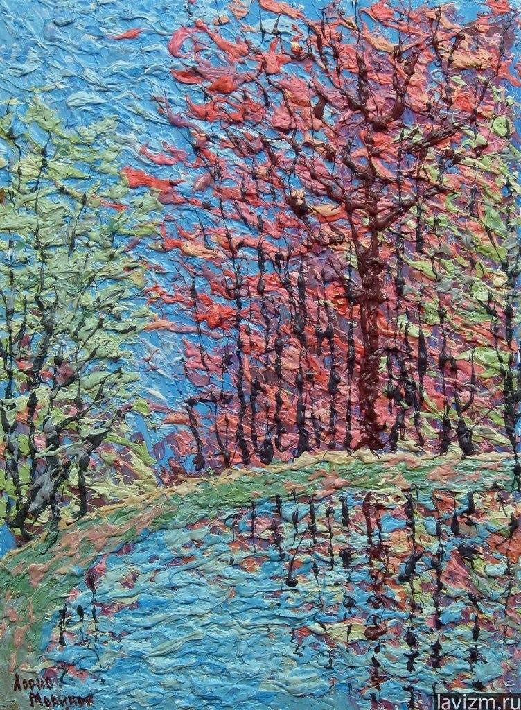 Картина Воронцовский парк Импрессионизм