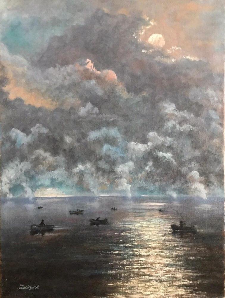 Поднимающийся туман