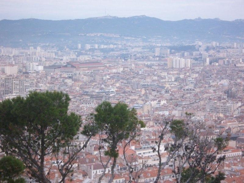 В Марселе