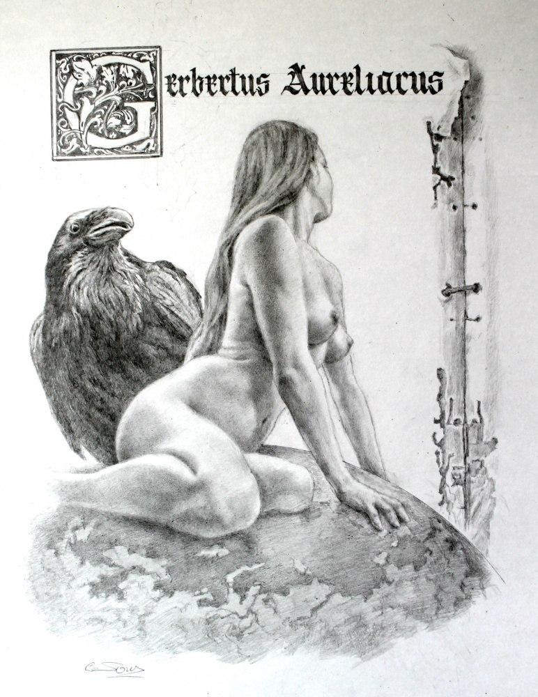 Маргарита на глобусе Воланда