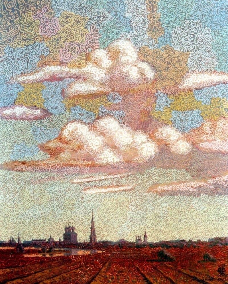 Небо над Рязанью
