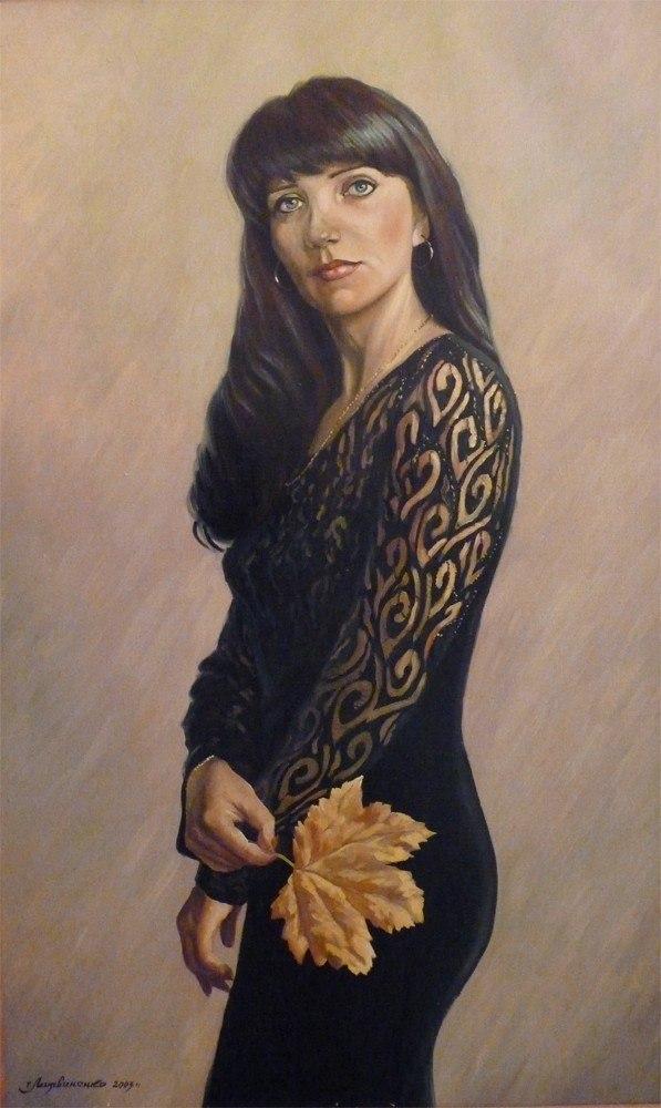 Портрет Алены
