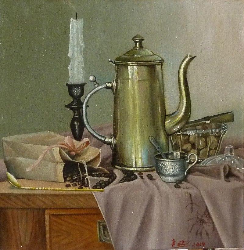 ,,старый кофейник,,