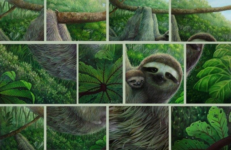 Где-то в джунглях (фрагменты)