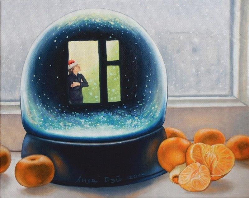 Лиза Рэй - Снег за окном