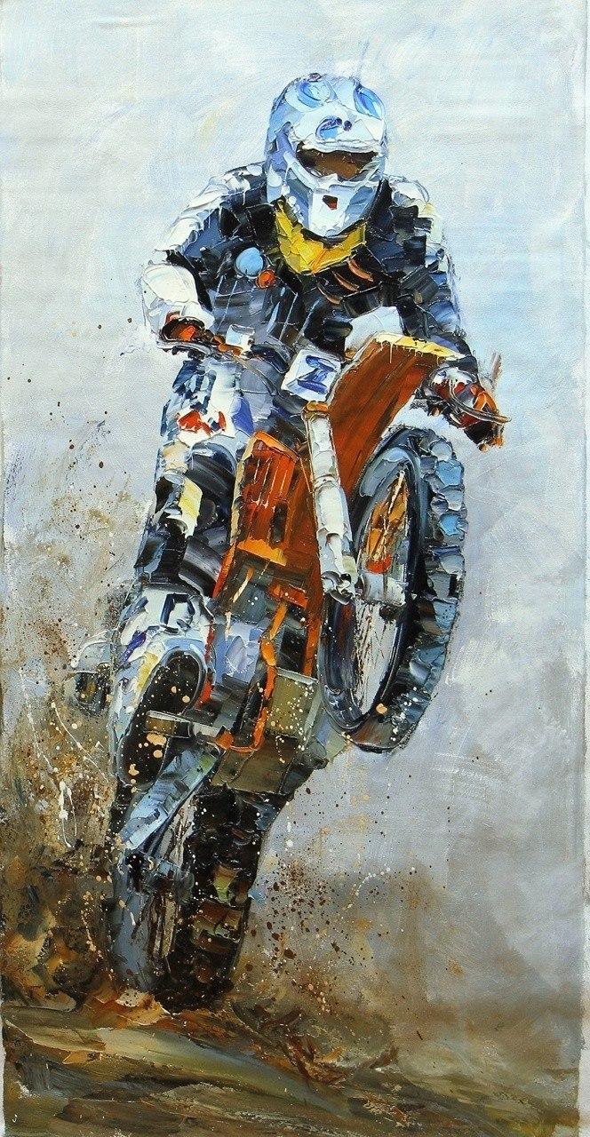 И снова гонки N3 (Серия Мотоциклы)