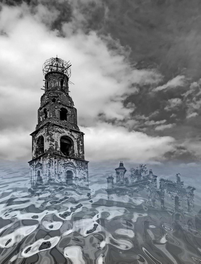 Церковь Вознесения Господня в Теряево