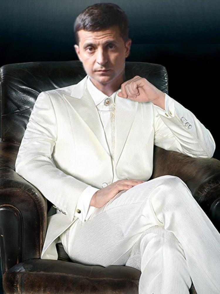Портрет президента Зеленского