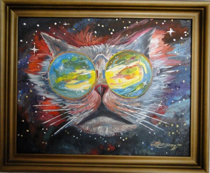 Кот во вселенной
