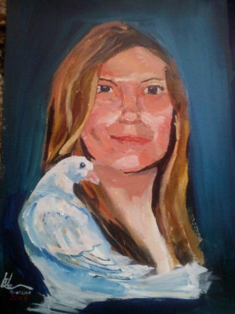 Портрет Алёны Михайловны