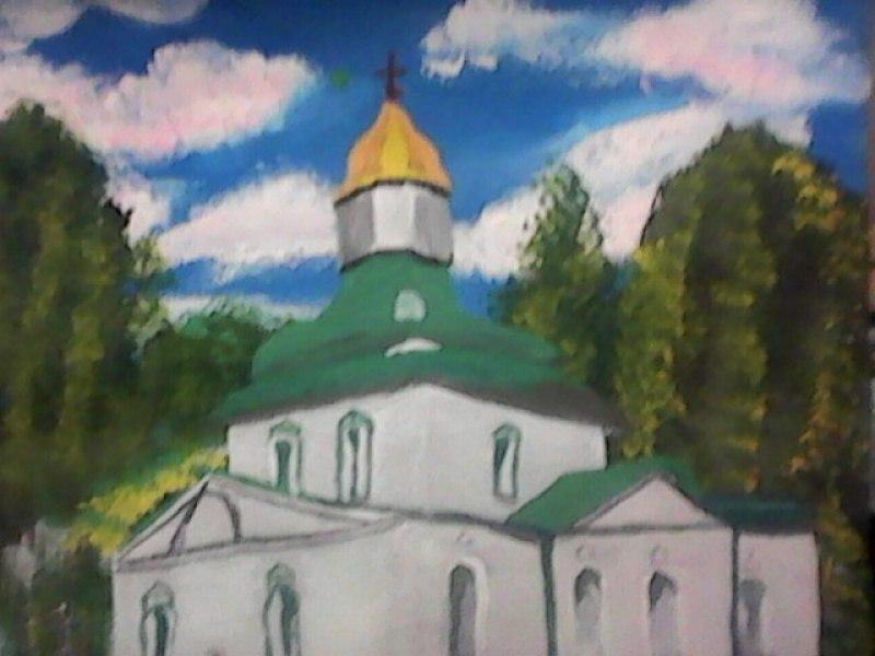Храм Рождества Богородицы, г. Пирятин, Полтавская обл., Украина.