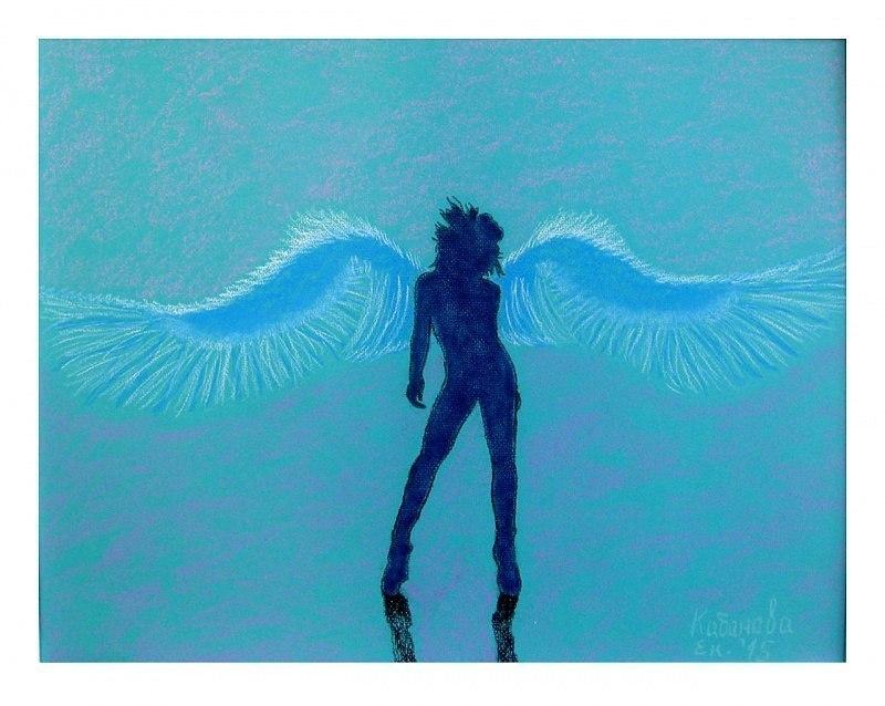 Ангел ли?