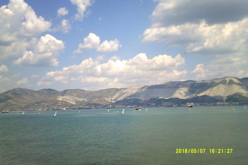 Спокойное Чёрное море