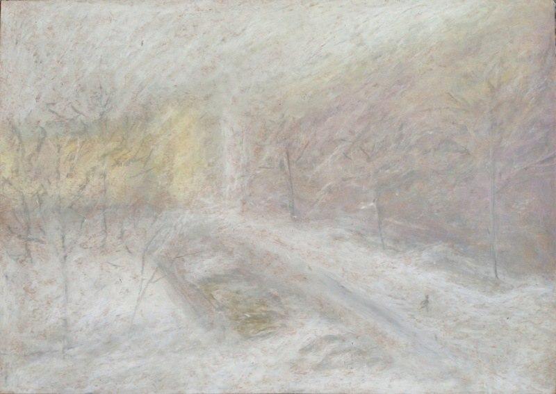 внезапный снегопад