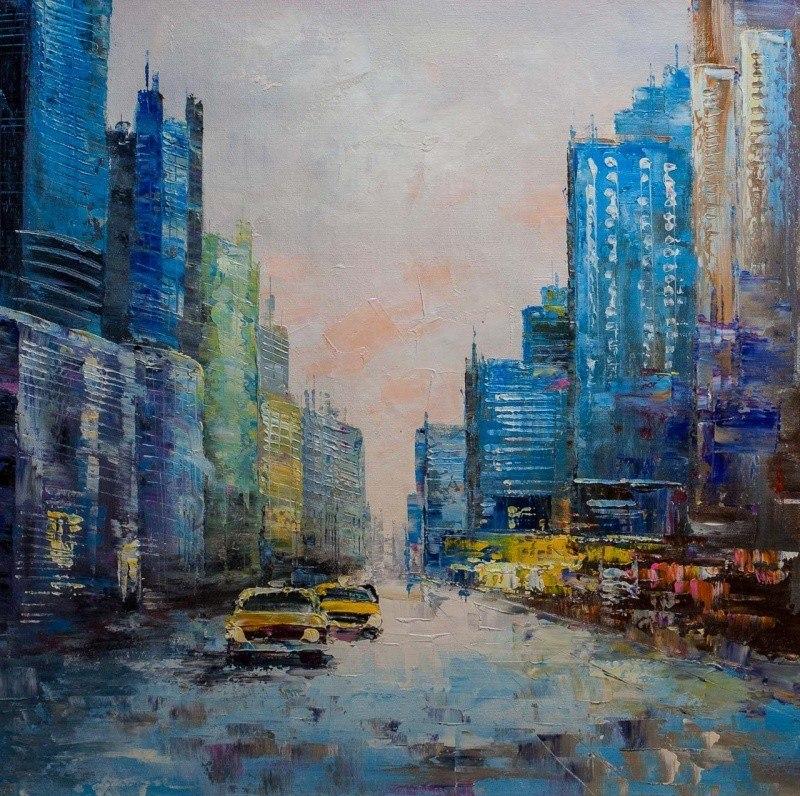 New York, I love that city (Нью-Йорк, я люблю этот город) N2