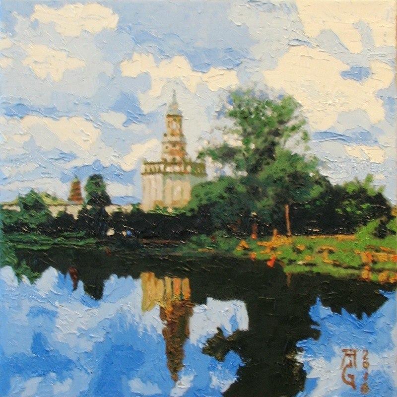 Лаврский пруд
