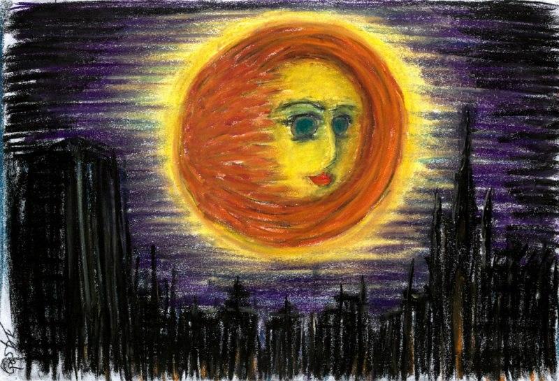 Солнцелуние